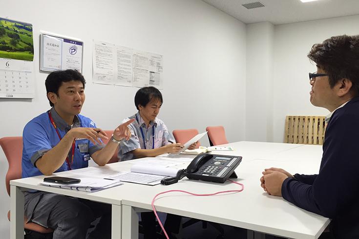 日本通運 名護イーテクノロジー 引越