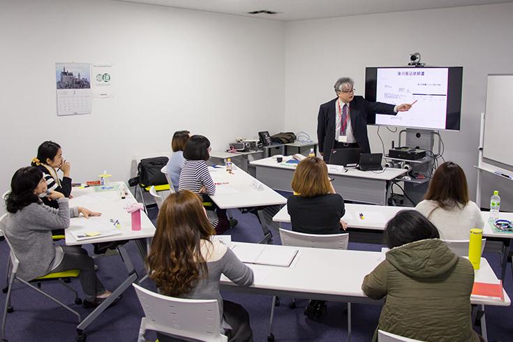 NVO輸入業務スキルアップ講習の開催