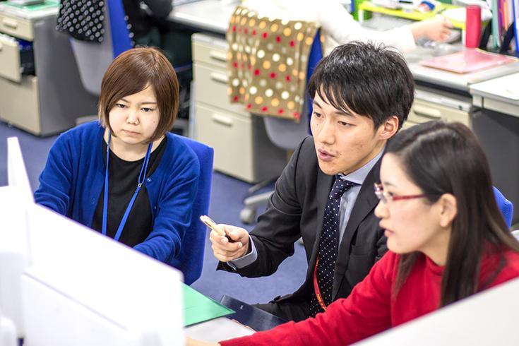 日本通運株式会社様より、お客様が来社されました。