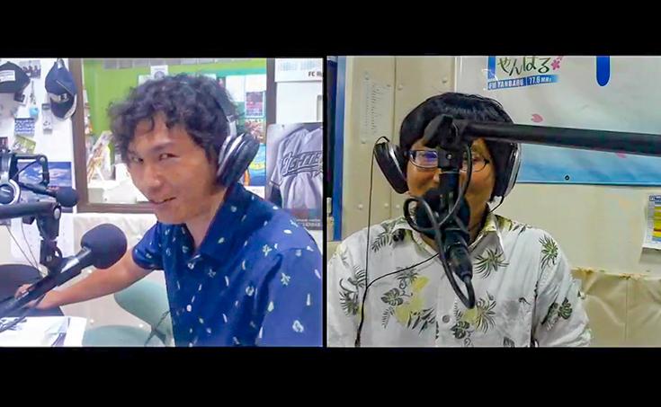 FMやんばるラジオに再出演しました!!