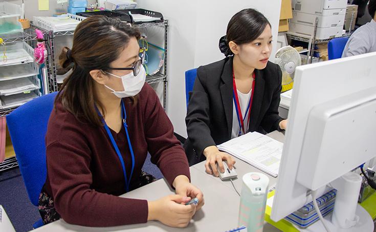 沖縄県立 具志川職業能力開発校より、職場体験を受け入れました